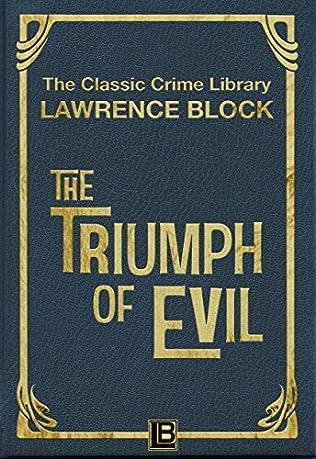 book cover of The Triumph of Evil