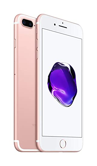 ad8ad315c85 Apple iPhone 7 Plus (32GB) - Rose Gold  Amazon.in  Electronics