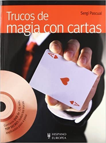 Trucos de magia con cartas / Card magic tricks by Sergi ...