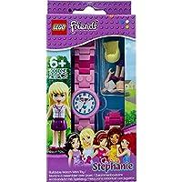 LEGO Watches Stephanie Kids Buildable Wa...