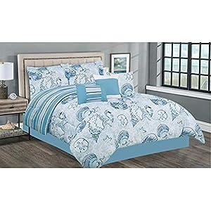 513RcCnMVcL._SS300_ Coastal Comforters & Beach Comforters