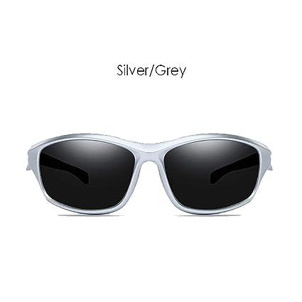 LDQLSQ Gafas de Sol polarizadas Outdoor equitación Deportes ...