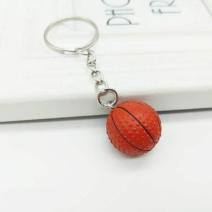 Snner Fútbol Llavero Baloncesto Deportes Punto Clave Regalo ...