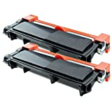 2 Pack The Red P ® Compatible Toner Cartridge Replacement for TN-660 TN660 TN-630 High Yield for Brother DCP-L2520DW DCP-L2540DW HL-L2300D HL-L2305W HL-L2320D HL-L2340DW HL-L2360DW HL-L2380DW MFC-L2680W MFC-L2700DW MFC-L2705DW MFC-L2707DW MFC-L2720DW MFC-L2740DW Printers