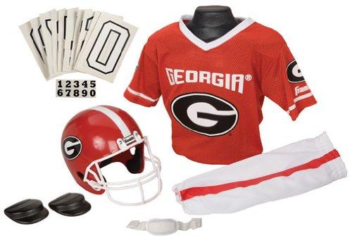Franklin Sports NCAA Uniform Set, Georgia