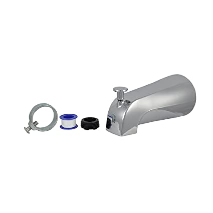 diverter moen canada tub the home spout en p depot