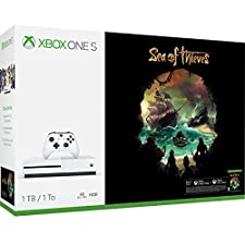 Xbox One S 1TB Console - Sea of Thieves Bundle - Bundle Edition