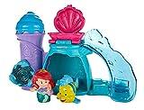 Fisher-Price Little People Disney Princess Ariel's Splashing Grotto Playset