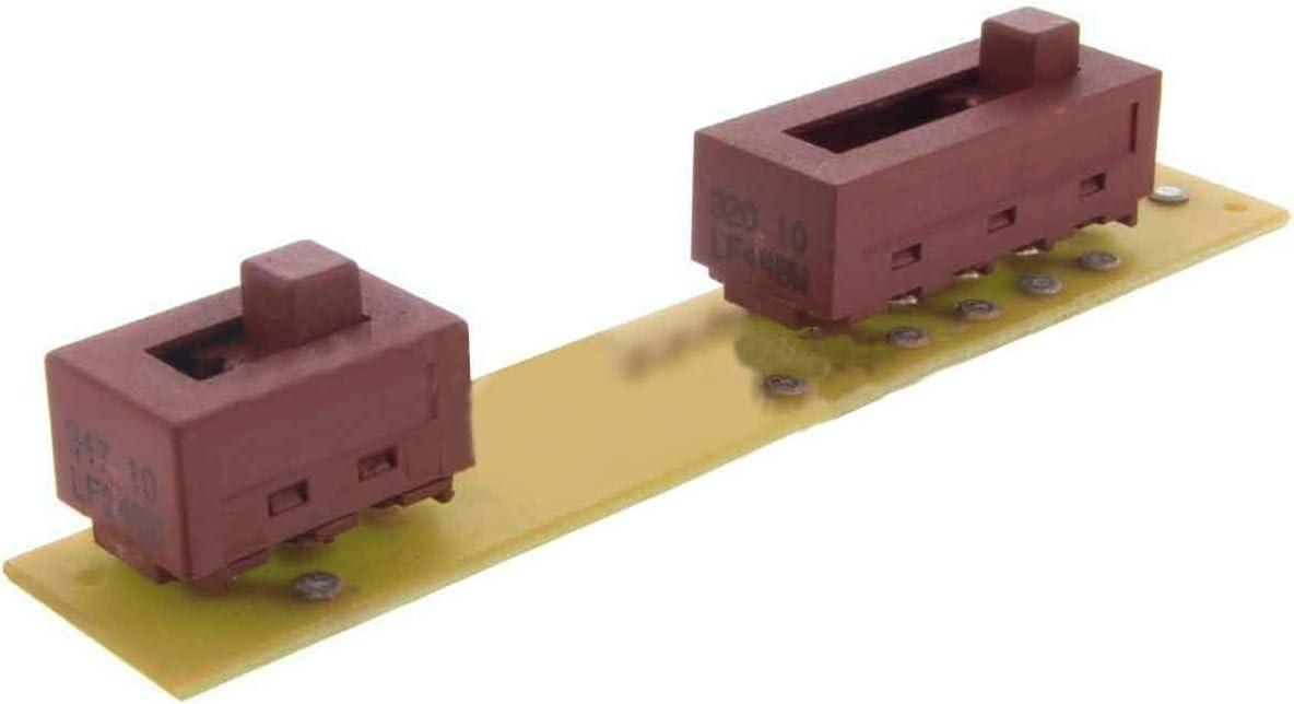 Recamania Conmutador Campana extractora Teka 110mm XT89 40456074
