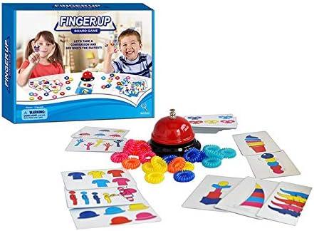 Neo Juego de Mesa y Habilidad Dedos Arriba, Multicolor (5050): Amazon.es: Juguetes y juegos