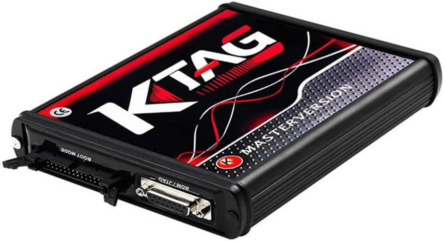 Ocamo V2.23 KTAG V7.020 K-Tag Master kein Token-Limit ohne Reset-Taste rote Tafel