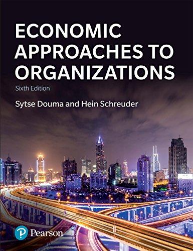 economic-approaches-to-organization