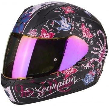Casco moto Scorpion de mujer