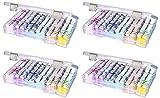 Tools & Hardware : ArtBin Floss Finder Plastic Storage Box, 6840JN (Pack of 4)