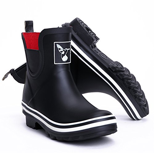 Booties Evercreatures Meadow Meadow Ankle Ankle Evercreatures Black vqwXRvPEx