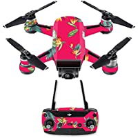 Skin for DJI Spark Mini Drone Combo - Paradise| MightySkins Protective, Durable, and Unique Vinyl Decal wrap cover | Easy To Apply, Remove, and Change Styles | Made in the USA