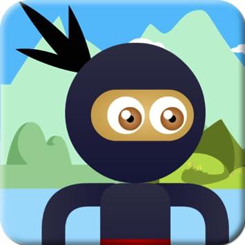 Amazon.com: Ninjas Hoop Jump: Appstore for Android