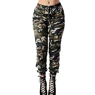 Pantalones De Camuflaje Pantalones De Chándal De Moda Carga Hip ...