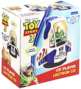 Lexibook RCD200TS - Toy Story Radio CD Player