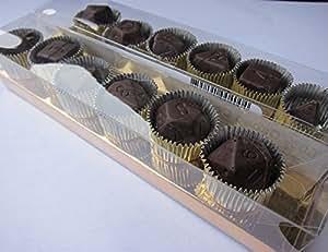 60% Dark Chocolate Gaming Dice Sets (2-pack)