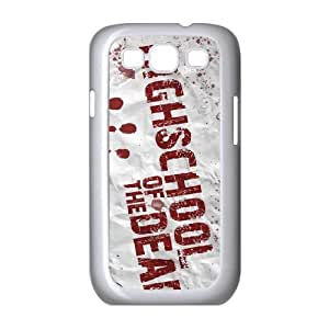 HIGHSCHOOL OF THE DEAD Samsung Galaxy S3 9300 Cell Phone Case White Uyhoz
