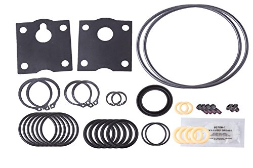Aro Air Pumps - ARO 637118-C Air Section Service Kit