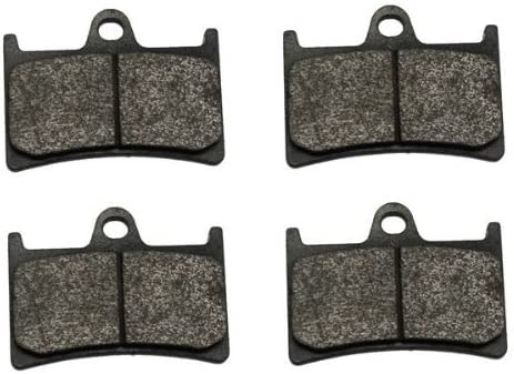 Volar Front Brake Pads for 2010-2016 Yamaha XTZ1200 Super Tenere