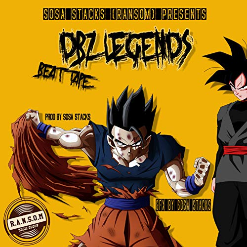 (Sosa Stacks Presents : DBZ Legends (Beat)