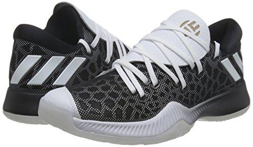 Adidas Essentiel Essentiel Harden Noir Footwear ball Basket Mixte e Adulte Blanc noir B De Espadrilles HHawxPr4q