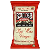 Boulder Canyon BG11129 Boulder Red Wine Vngr - 12x5OZ