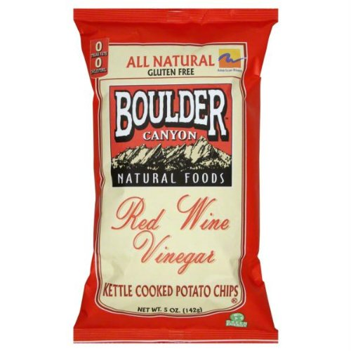 Boulder Canyon BG11129 Boulder Red Wine Vngr - 12x5OZ by Boulder Canyon