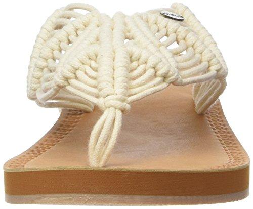 O'Neill Fw Crochet - Tira de tobillo Mujer Blanc (Powder Whi)