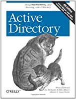 Active Directory: Designing, Deploying, and Running Active Directory, 4th Edition Front Cover