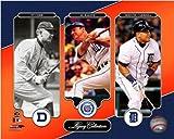 "Ty Cobb, Al Kaline, Miguel Cabrera Detroit Tigers Photo (Size: 8"" x 10"")"