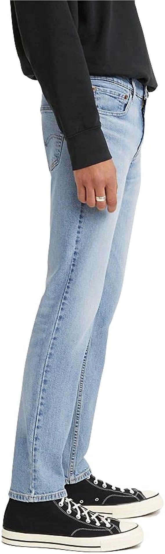 Levi/'s Men/'s 32 X 30 Slim Fit Jeans 04511-2157 Pants Burgundy 100/% Cotton New