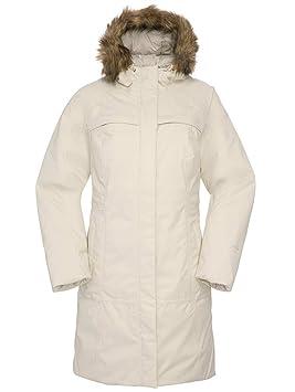 76783492cb THE NORTH FACE W Arctic Parka L vintage white: Amazon.fr: Sports et ...