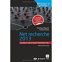 Net recherches 2013
