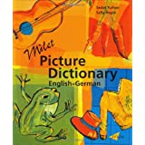 Milet Picture Dictionary: English-German