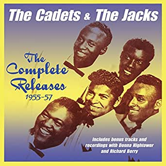 The Complete Releases 1955-57 by The Cadets & The Jacks on Amazon