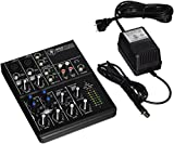Mackie 402VLZ4, 4-channel Ultra Compact Mixer with High Quality...