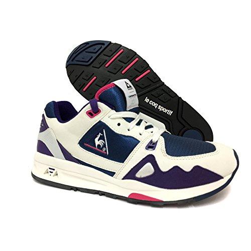 Coq Eur 5 40 Le 90's Shoes Scarpe Cm Bianco 1000 7 Da Corsa Lcs 25 6 Sportif 5 Us R Uk Running gqqx6P7dw