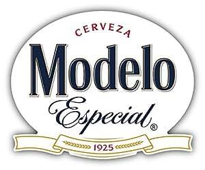 Amazon.com: Modelo Cerveza Especial Mexican Beer Drink Car