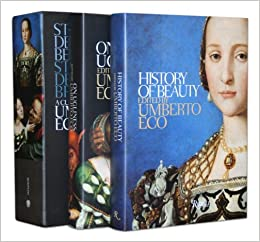 Book History of Beauty and on Ugliness Boxed Set