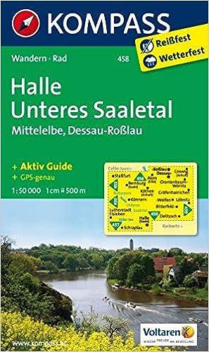 Halle Unteres Saaletal Mittelelbe Dessau Rosslau 1 50 000