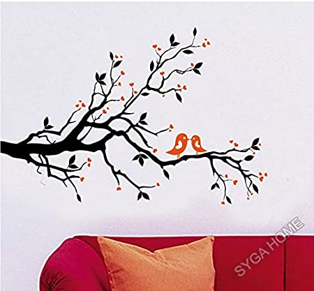 Syga wall stickers 7051 Wall Stickers at amazon