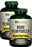 Bone Reinforcer (2 x 250 Tablets)
