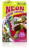 Crayola Neon Extreme Teenage Mutant Ninja Turtles Coloring Kit