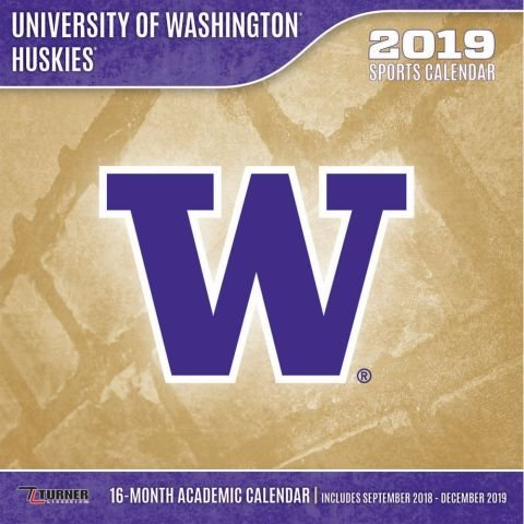 (Washington Huskies 2019 Calendar)