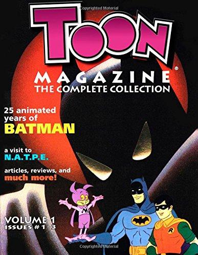 TOON Magazine - The Complete Collection Vol.1: TOON Magazine - Vol.1 (Volume 1) pdf