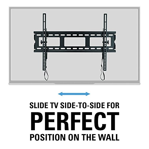 Sanus Low Profile Tilt Wall Mount For 37 80 Inch Tv And